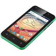 Мобильный телефон Prestigio MultiPhone Wize L3  3403 Duo Green, фото 3