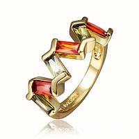 Кольцо Italina Rigant с цирконом