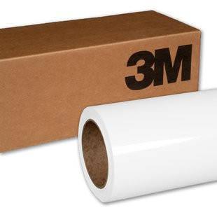 Пленка белая глянцевая 3M 1080 Gloss White G10