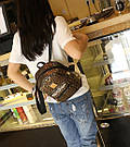 Мини рюкзак леопардовый., фото 2