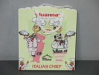 Набор кухонных полотенец Juanna Coffe 50х70 2 шт. jn-02