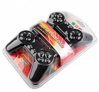 Комплект игровых джойстиков для PC USB 7012, проводной двойной геймпад