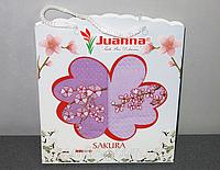 Набор кухонных полотенец Juanna Coffe Sakura 50х70 2 шт. jn-03