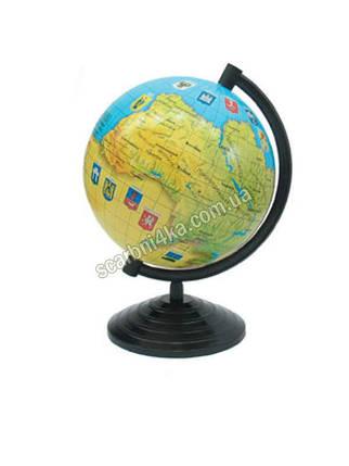 """Глобус """"Украины"""" 16см """"Украина"""", фото 2"""