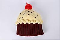 Шапка пироженко детская шапочка распродажа
