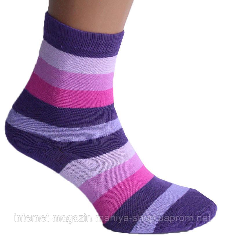 Носки женские полоска