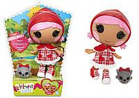 Кукла Lalaloopsy Littles Doll - Красная шапочка.