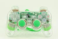 Проводной игровой джойстик c подсветкой PC USB K800, геймпад для пк