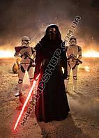 Картина 40х60см Звездные войны Дарта Вейдера команда