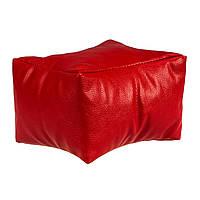 Подушка для рук и ног, красная
