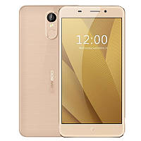 "Смартфон Leagoo M5 PLUS Gold (""5.5, 2GB RAM/16GB ROM, android 6, 13MP)"