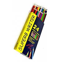 Цветной карандаш Marco 24 цвета