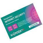 Kaspersky Internet Security 2016, 2-Desktop, продление 1 year