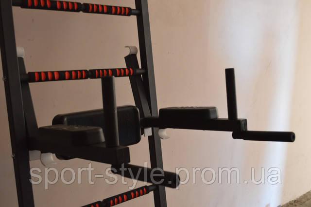Конструкции премиум-моделей шведских стенок продолжают совершенствоваться