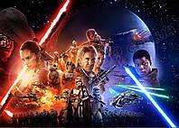 Картина 60х40см Звездные войны Постер