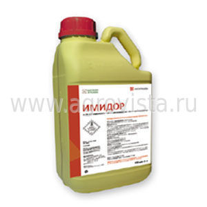Аналог Инсектицид Нурелл Д (циперметрин 50 г/л + хлорпирифос 500 г/л) Нортон