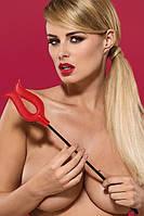 Стек эротический Obsessive A706 Красный