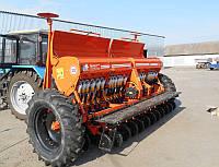 Сеялка зерновая СЗ 3.6В, СЗФ 3600-V (вариатор, прикатывающие катки)