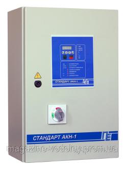 Станция управления и защиты насоса Стандарт АКН-1 (до 4кВт)