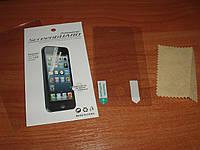 Пленка защитная для iPhone 3G, 3GS от УФ, царапин, отпечатков пальцев глянец
