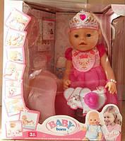 "Пупс ""Baby Born"" ВL 448 D, восемь функций. Оригинал."