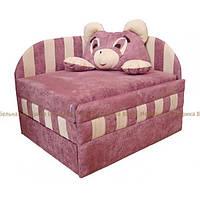 Детский диван Панда без подушки выкатной, фото 1
