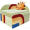 Детский диван Солнышко выкатной
