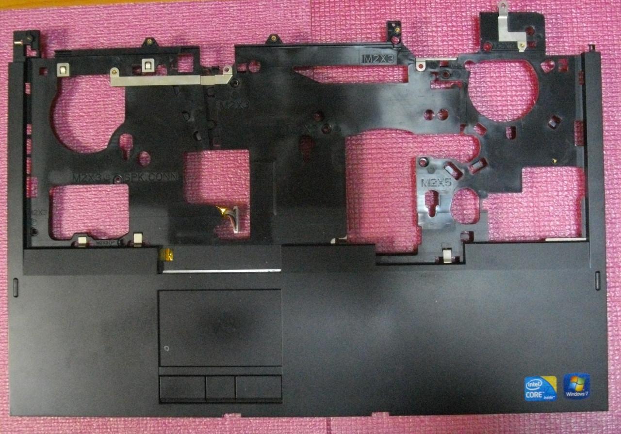 Корпус Верхняя часть с тачпадом DELL Precision M6500 (PP08X)