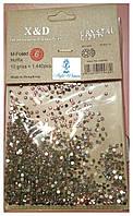 Алмазная крошка, пиксели для дизайна ногтей, кристаллы 1440шт., стразы, хамелеон №6