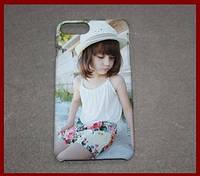 Печать фото на чехле для iphone 8 Plus (3d)