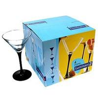 Набор бокалов для коктейлей Luminarc DOMINO /4x140 мл