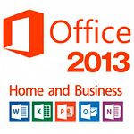 Office 2013 Home and Business 32-bit/x64 Russian CEE DVD BOX