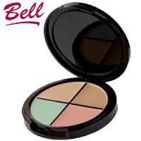 Bell HypoAllergenic - Корректор ретуширующий 4-цв. Skin Camouflage Concealer (гипоаллергенный)