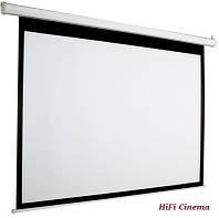 AV Screen 3V130MEH моторизированный экран 130 дюймов без ПДУ, фото 1