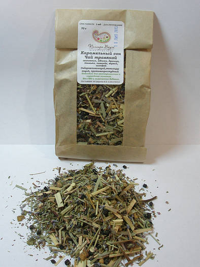 Карамельный сон Чай травяной 70 г