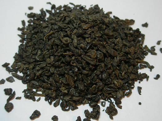 Ганпаудер чай (зеленый) китайский