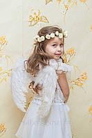 Карнавальный костюм ангела, ангелочка  прокат, фото 1