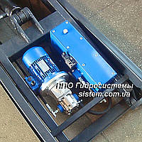 Гидравлическая маслостанция для ножничных подъёмников