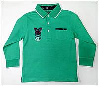 Рубашка поло Mayoral на 2 и 3 года
