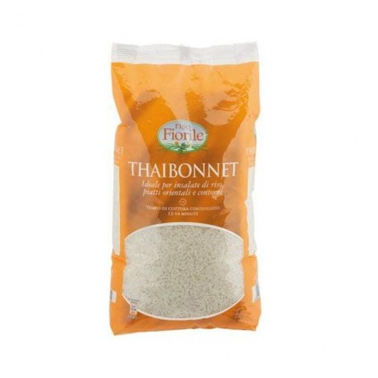 Рис пропарений Riso Thaibonnet Fiorile, 2 кг