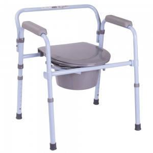 Складной стул-туалет