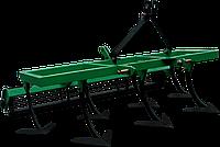 Культиватор навесной для мототрактора, минитрактора (мини-трактора) сплошной обработки КН-1,4 (3т s)