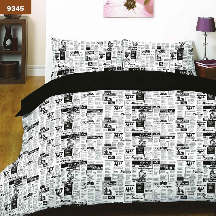 Постельное белье Вилюта ранфорс двухспальный 9345