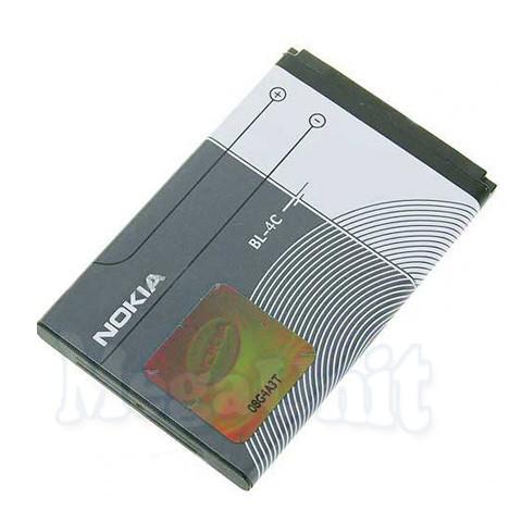Аккумулятор Nokia BL-4C (1202, 2650, 5100, 6100, 6300)