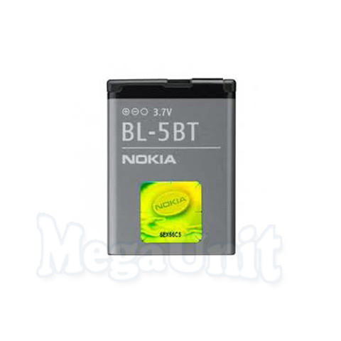 Аккумулятор Nokia BL-5BT ( 2600 cl, 7510 Sup )