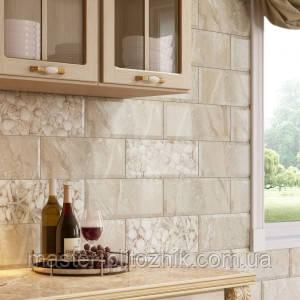 Плитка облицовочная для ванной и кухни Todor InterCerama