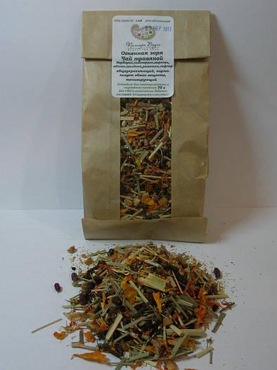 Огненная зоря Чай травяной  70 г