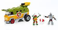 Конструктор Mega Bloks Teenage Mutant Ninja Turtles. Фургон для вечеринки.