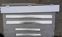 Накладки на пороги Daewoo Nexia 1994- 4шт. Standart