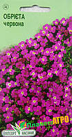 """Семена цветов Аубриета (Обриета), красная, 0.05 г, """"Елітсортнасіння"""", Украина"""
